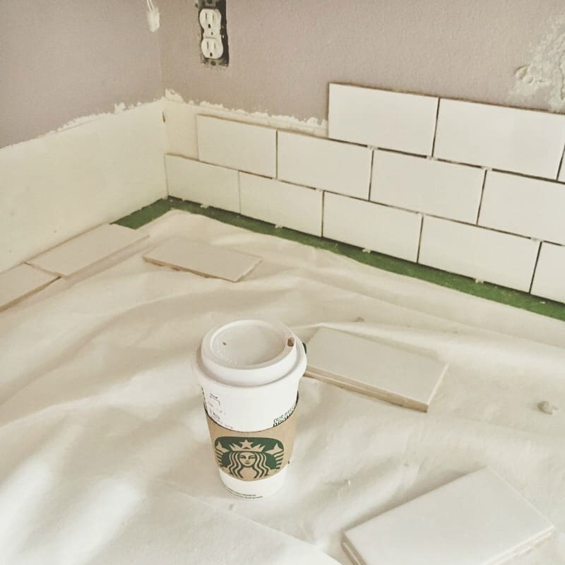 tips on how to install subway tile