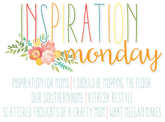 Welcome to the popular Inspiration Monday Party! Come visit and be inspired with fabulous home decor, crafts, recipes and more!