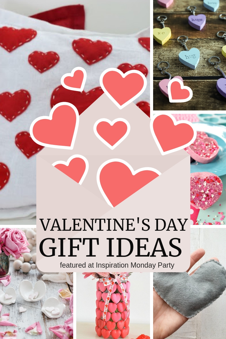 Valentine's Day Gift Ideas featured at Inspiration Monday Party
