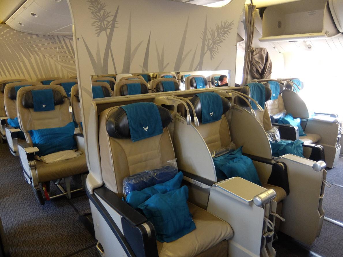 Air Austral Classe Confort Paris La Runion Paris