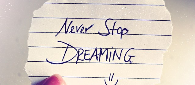 Forfeiting dreams