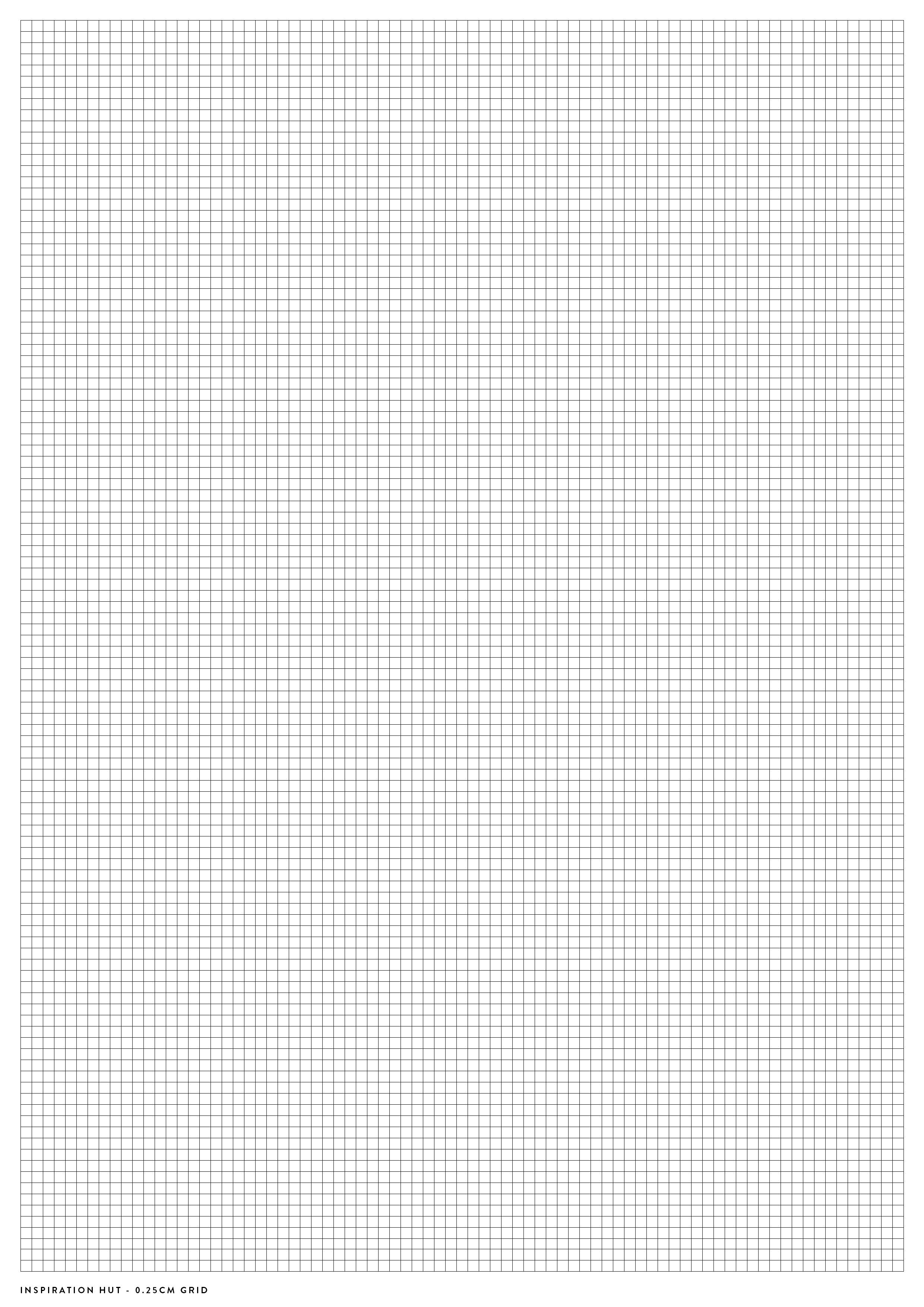 Printable Graph Grid Paper Templates