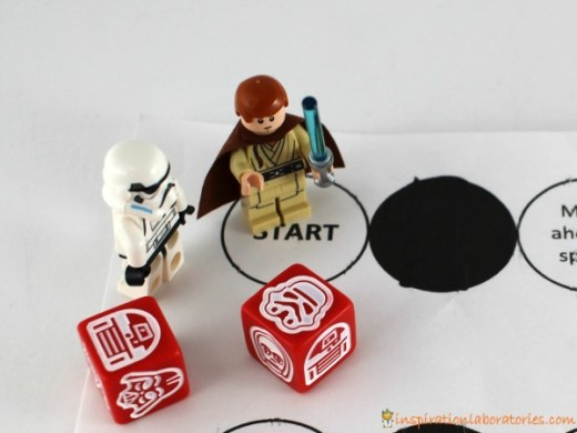 Star Wars Dice Games   Inspiration Laboratories Star Wars Dice Games