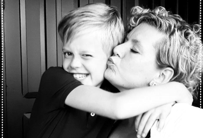 Get to know chicamoms - Marleen en haar zoontje