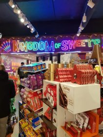 Kingdom of Sweets London - Overzicht