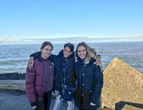 LaFamiliaB - Rachel met haar dochters