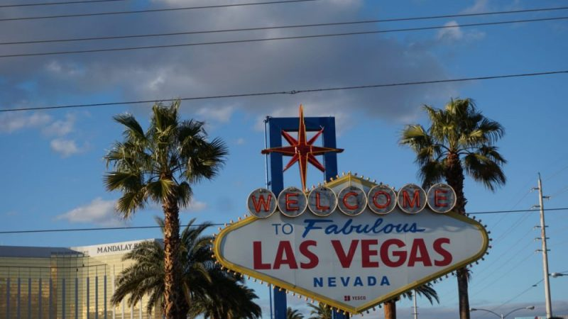 Roadtrip USA – Sin City, The strip & Death Valley