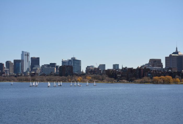 Skyline Boston