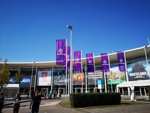 Gamescom 2019, Keulen, Duitland