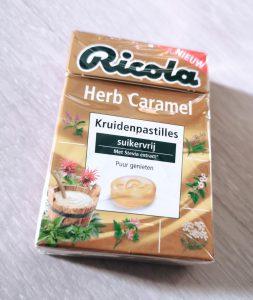 Ricola - Herb Caramel