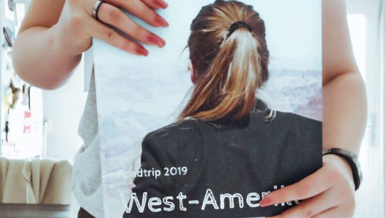 Saal-digital – West Amerika Roadtrip fotoboek