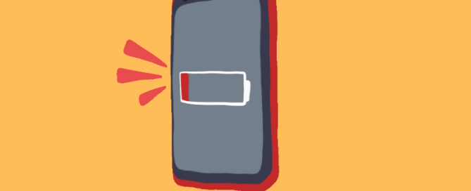 low batterie