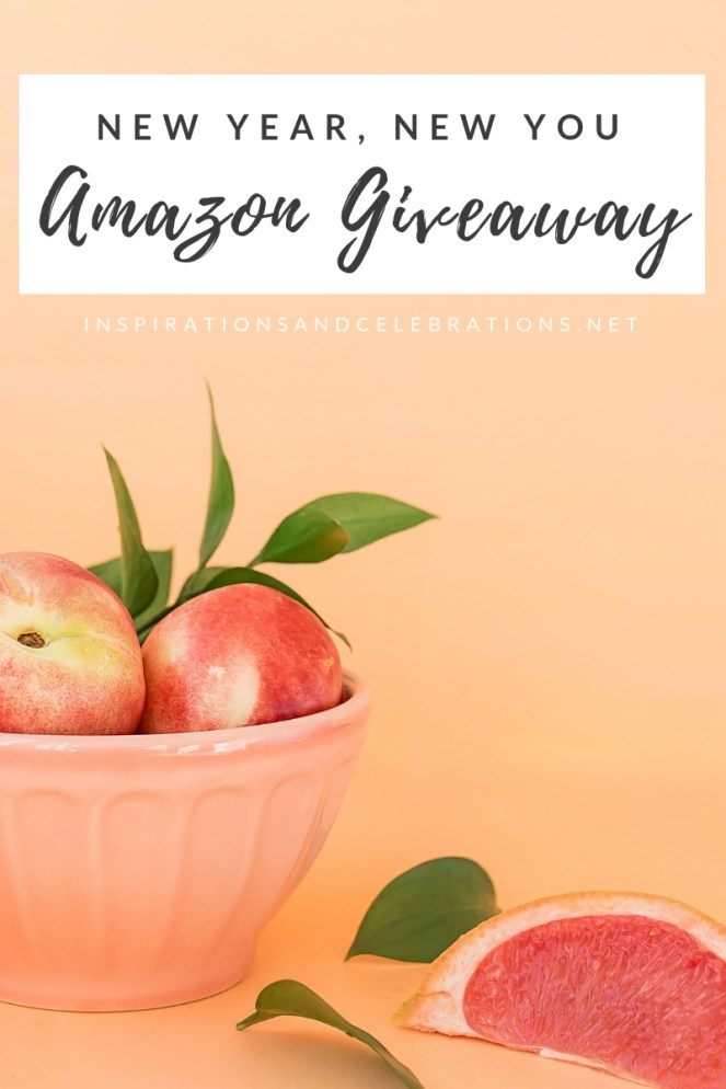 New Year, New You Amazon Giveaway - Win an Amazon Gift Card