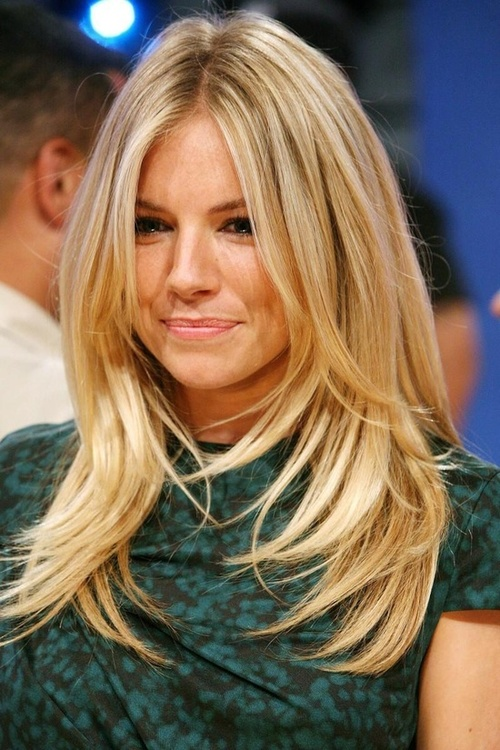 Image Result For Long Hairstyles With Bangs And Highlights