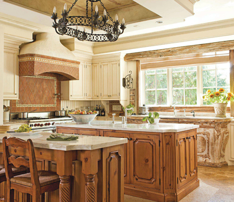 21 Victorian Style Kitchen Design And Ideas