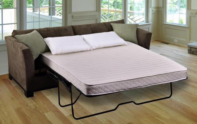 Natural Latex Sofa With Folding Bed Mattress