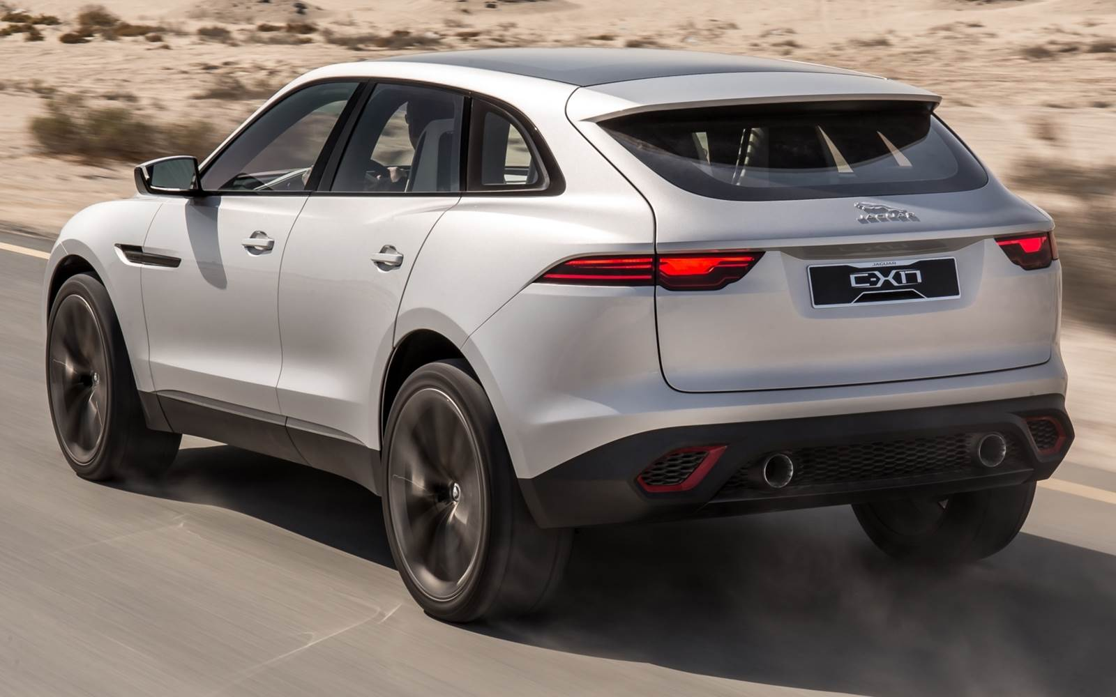 2016 Jaguar F Pace SUV The First Sport Utility Vehicle