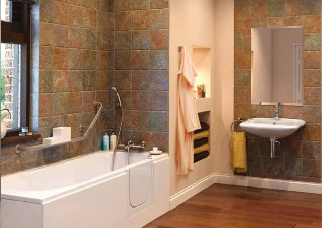 6 Tips To Design A Bathroom For Elderly