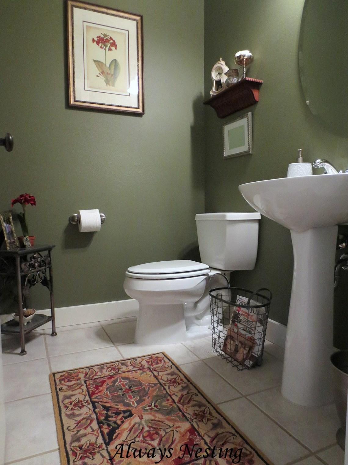 Powder Room Design; Build a Comfortable Powder Room ...