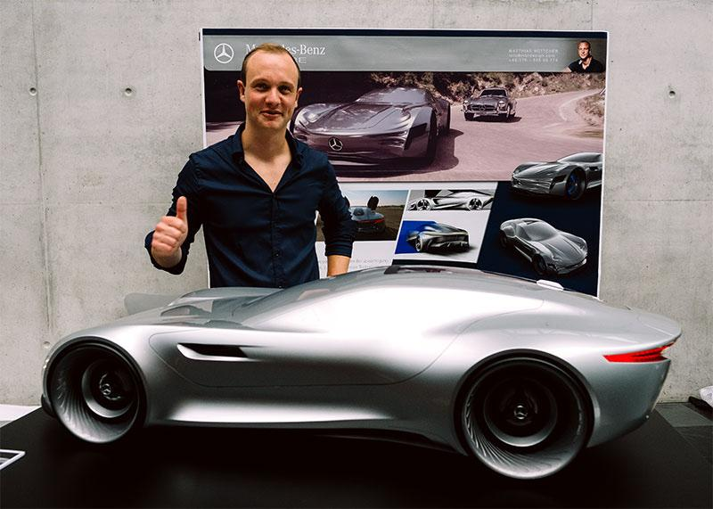 Mercedes Benz Sl Pure Design Concept Will Be The Mercedes