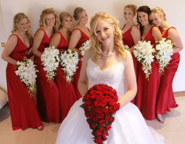 Rose Themed Wedding Inspiration!