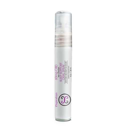 CBD Sleep Support Oral Spray 60mg