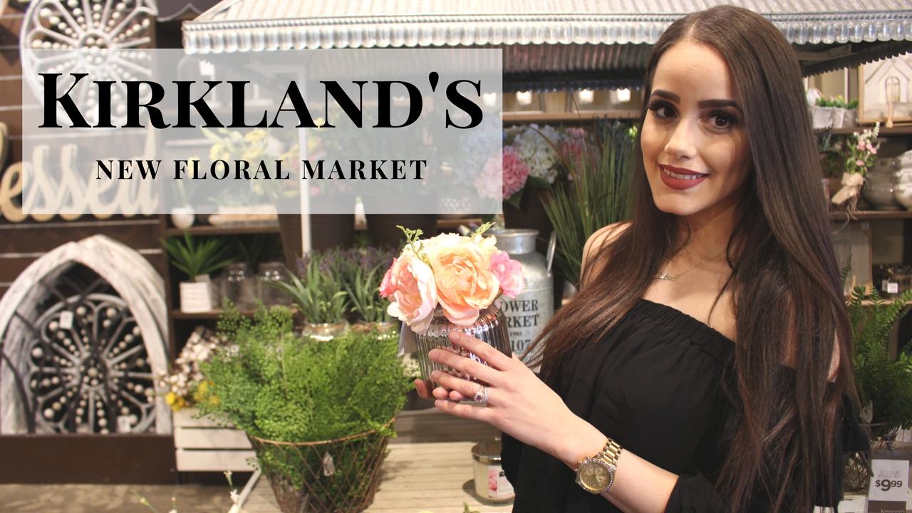 Kirkland's New Flower Market