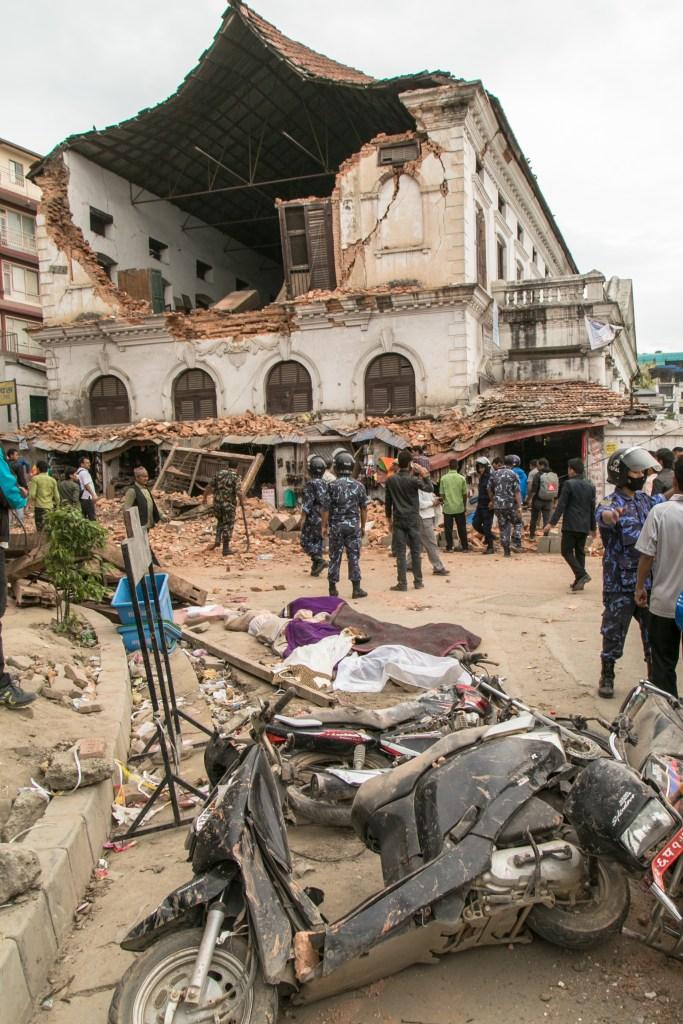 Nepal Earthquake-13