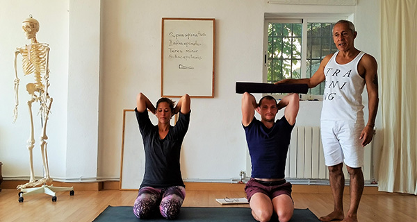 200 hour Ashtanga Vinyasa Yoga Teacher Training London-Spain