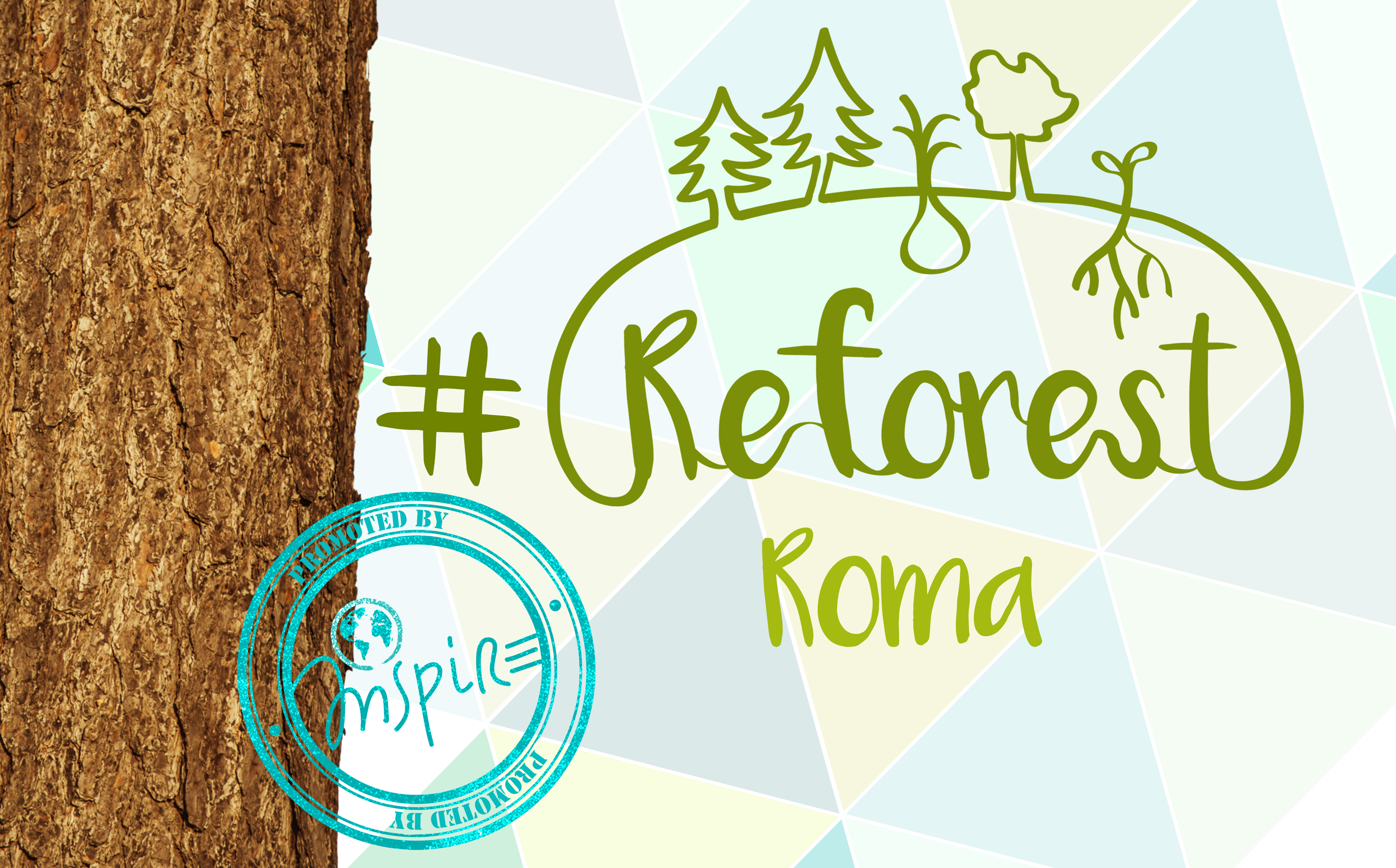 #Reforest Rome
