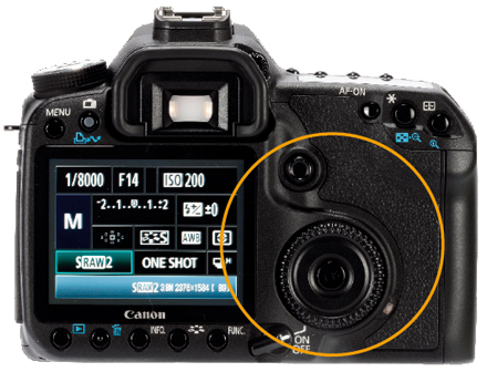 Canon Quick Control Dial
