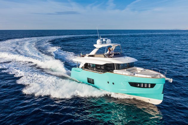 First Drive Of The Absolute 58 Navetta Review Motor Boat