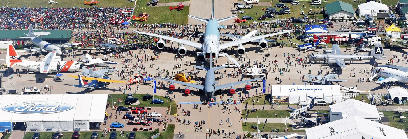 A Photographer's Favorites From AirVenture 2016
