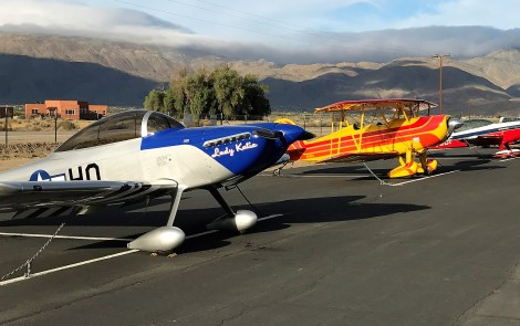 My First Aerobatic Competition