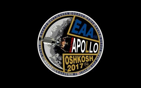 The Story of Tim Gagnon: Designing the Apollo reunion mission patch