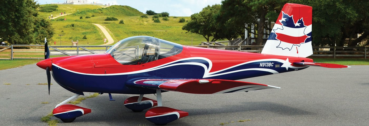 What Our Members Are Building/Restoring – Cross-Country to Canada: New Jersey Van's RV-12