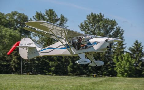 Ultralight Day Takes Off Without a Hitch