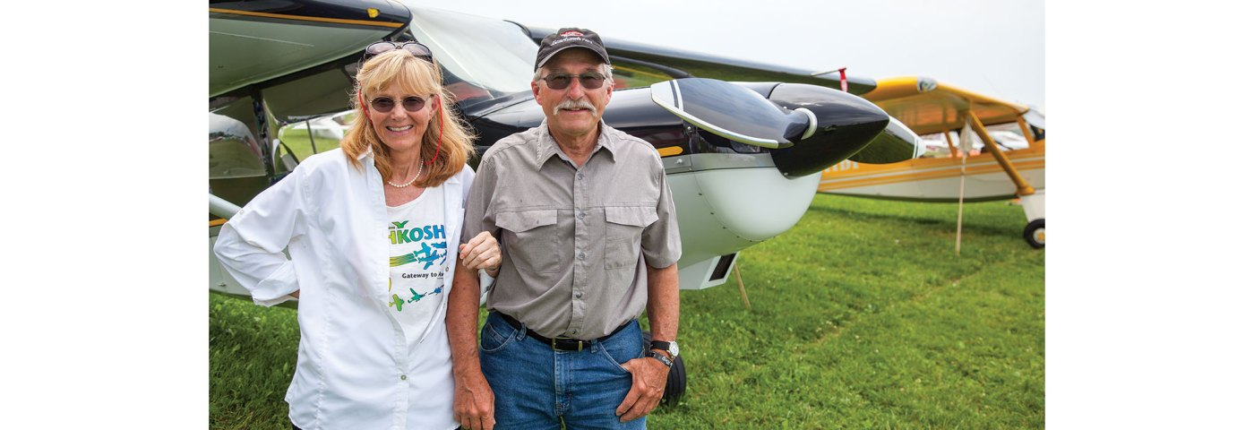 His and Hers Bearhawks Debut at AirVenture