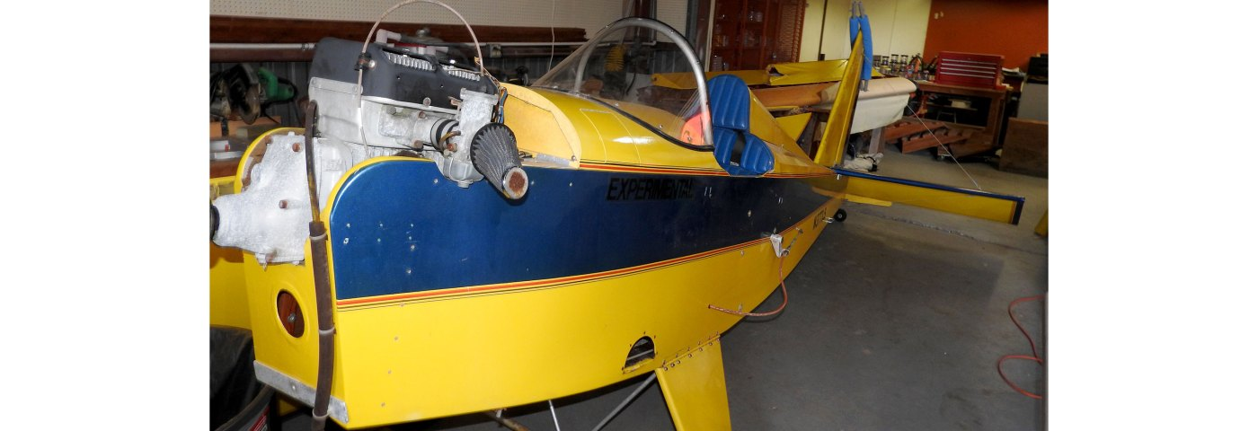 EAA Chapter 534's Fall Projects