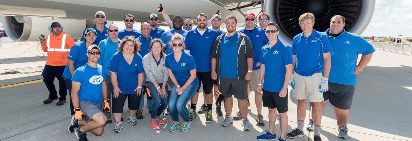 EAA Pulls to Honor Veterans