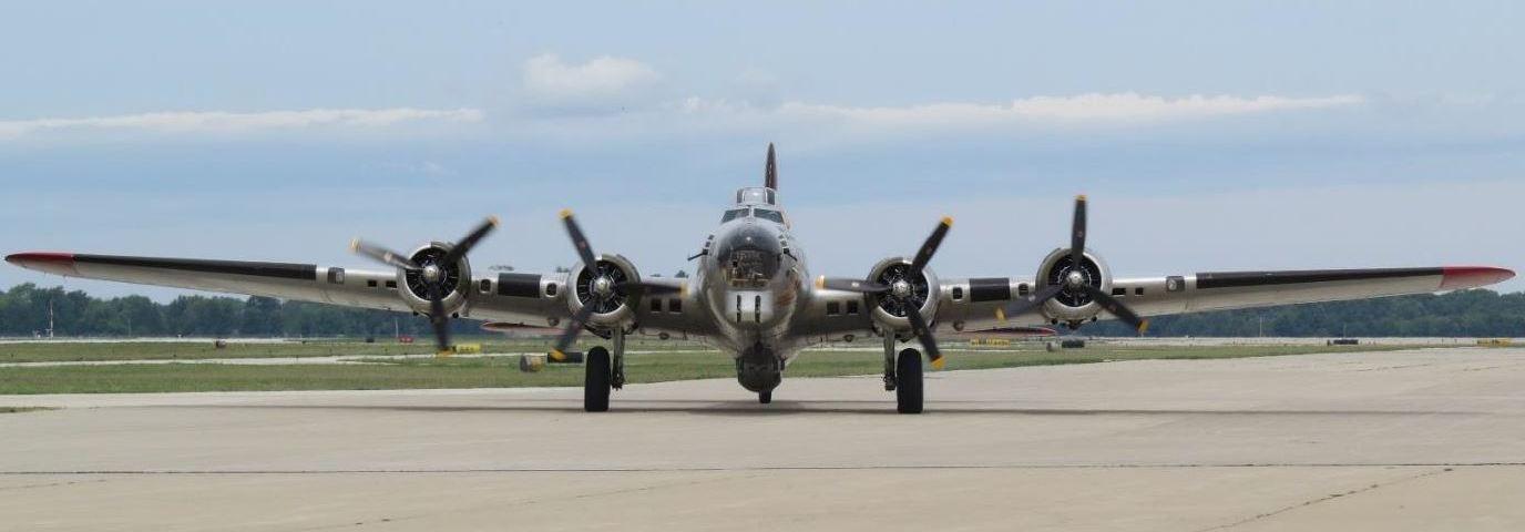 B-17 History Lessons