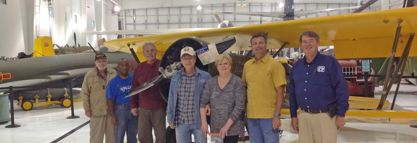P-12 Replica Comes to EAA Museum With Help From Chapter 17