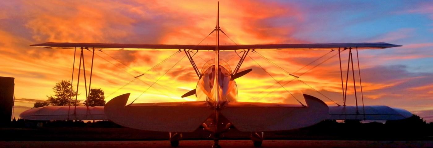 Cherished Homebuilt Helps Spread Spirit of Aviation