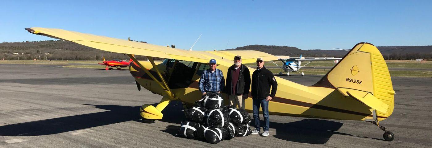Chapter 1189 Makes Second Coat Donation Flight