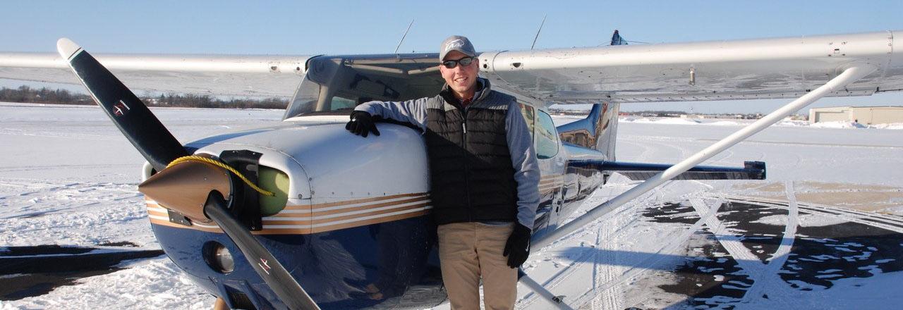 Ben Van Handel – Private Pilot Checkride Milestone