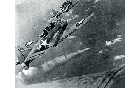 Dick Campbell to Present on Battle of Midway