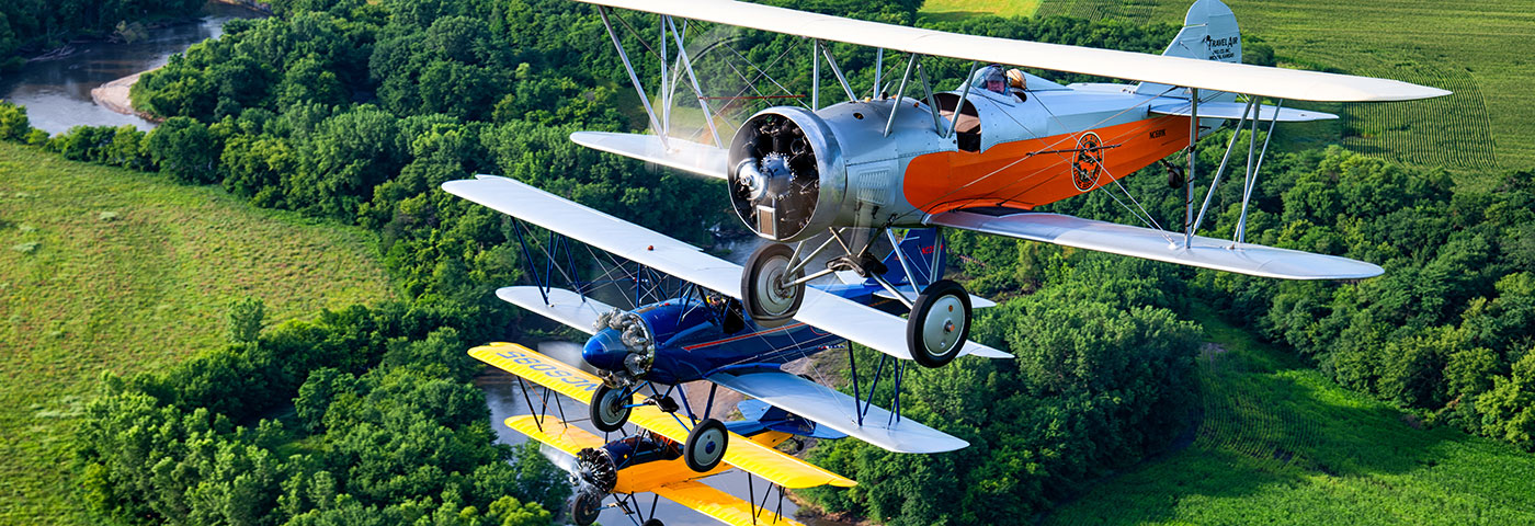 Barnstorming in the 21st Century – Hangar Flying