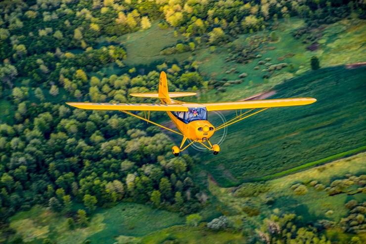 Where the Fun Is — The Harter Family's Aeronca 11AC – Hangar