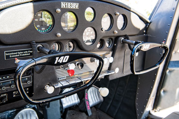 Where the Fun Is) Creampuff: Debbie Cheney's Cessna 140