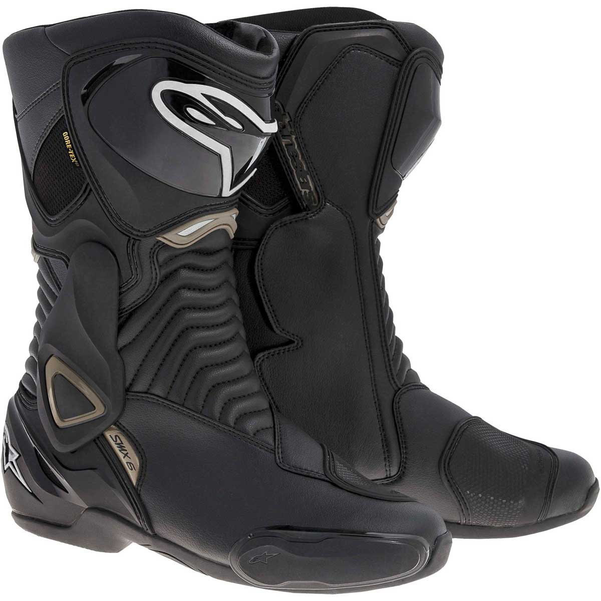 The Alpinestars S-MX 6 Gore-Tex Boots: Top 10 Best Sportsbike & Racing Motorcycle Boot